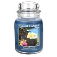 Grande Jarre 2 mèches Tropical Getaway Village Candle