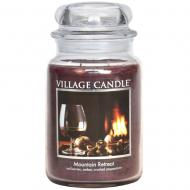 Grande Jarre 2 mèches MOUNTAIN RETREAT Village Candle