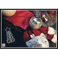 SANTA BOXATEM Box bougies US USA idée cadeau Noël Christmas