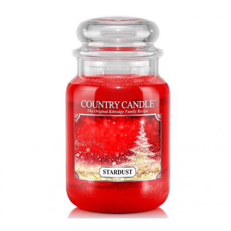 Grande Jarre 2 mèches STARDUST Country Candle