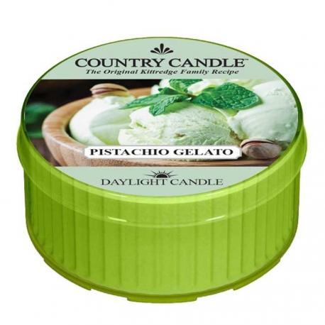 Daylight candle PISTACHIO GELATO Country Candle / Kringle Candle