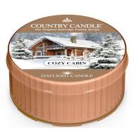 Daylight candle COZY CABIN Country Candle