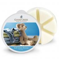 Cire parfumée SOFT LINEN Goose Creek Candle
