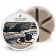 Cire parfumée WARM AND WELCOME Goose Creek Candle