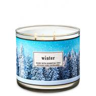 Bougie 3 mèches WINTER Bath and Body Works