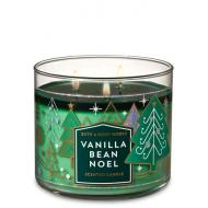 Bougie 3 mèches VANILLA BEAN NOEL Bath and Body Works