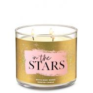 Bougie 3 mèches IN THE STARS Bath and Body Works