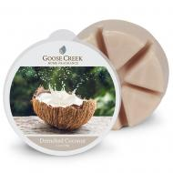 Cire parfumée DRENCHED COCONUT Goose Creek Candle Made USA