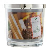 Bougie parfumée 3 mèches COZY FIRESIDE Sonoma candle US USA