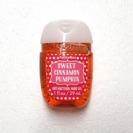 Gel antibactérien SWEET CINNAMON PUMPKIN Bath and Body Works