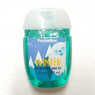 Gel antibactérien WINTER Bath and Body Works
