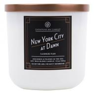 Bougie 2 mèches NEW YORK CITY AT DOWN Chesapeake Bay Candle US USA
