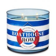 Bougie 3 mèches BOATHOUSE ROW Bath and Body Works