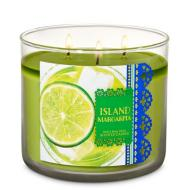 Bougie 3 mèches ISLAND MARGARITA Bath and Body Works