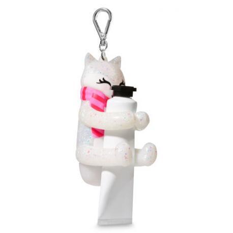 Hand Cream & Pocketbac Holder SAMANTHA THE FOX Bath and Body Works