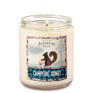 Bougie parfumée moyenne CAMPFIRE DONUT Bath and Body Works