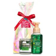 Gift Set bougie + savon VANILLA BEAN NOEL Bath and Body Works