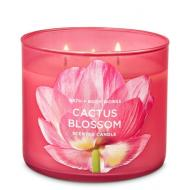 Bougie 3 mèches CACTUS BLOSSOM Bath and Body Works