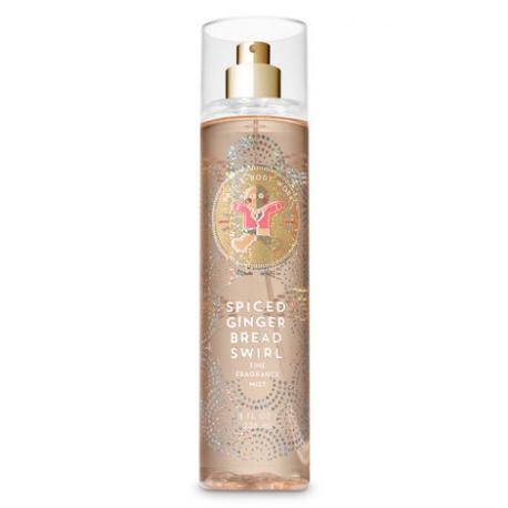 Brume parfumée SPICED GINGERBREAD SWIRL Bath and Body Works