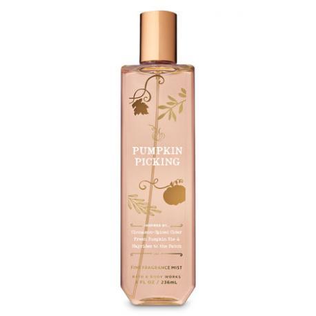 Brume parfumée PUMPKIN PICKING Bath and Body Works