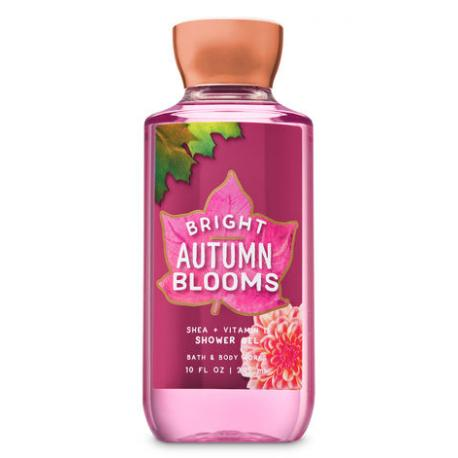 Gel douche BRIGHT AUTUMN BLOOMS Bath and Body Works
