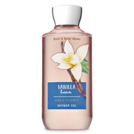 Gel douche VANILLA BEAN Bath and Body Works et Difmu