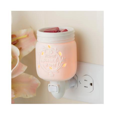 Brûleur de cire pour prise électrique HOME SWEET HOME Candle Warmers