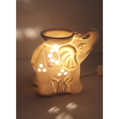 Brûleur en céramique ELEPHANT 14 cm