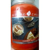 Grande Jarre 2 mèches Second choix CARROT CAKE Goose Creek Candle
