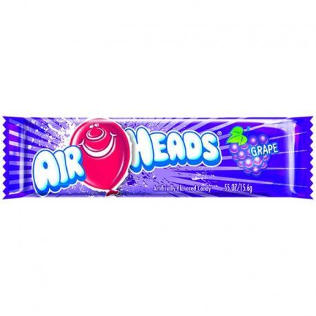 Bonbons AIRHEADS Raisin (X2 sachets)