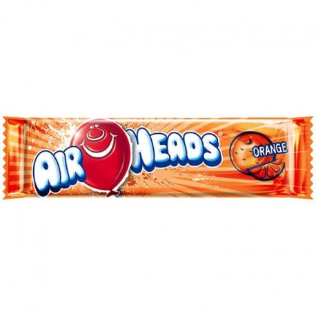 Bonbons AIRHEADS Orange (X2 sachets)