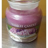 Bougie parfumée Petite Jarre LOVELY KIKU Yankee Candle
