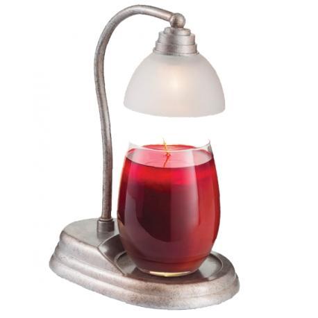 Lampe chauffante pour bougie AURORA TAUPE Difmu
