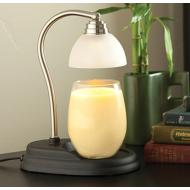 Lampe chauffante pour bougie AURORA ETAIN Difmu