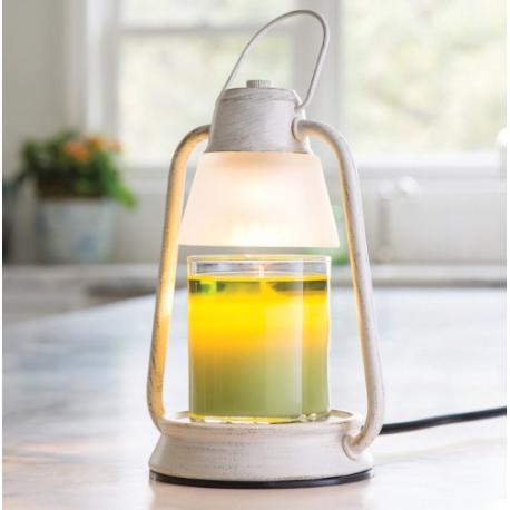 Lampe chauffante pour bougie BEACON CHAMPAGNE