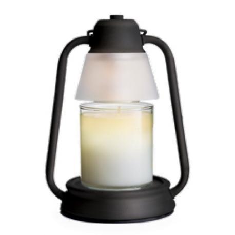 Lampe chauffante pour bougie BEACON NOIR Difmu