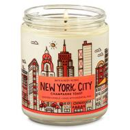 Bougie moyenne NEW YORK CITY Bath and Body Works