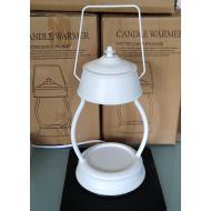 Lampe chauffante pour bougie LANTERNE BLANC