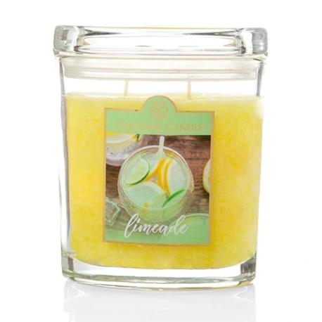 Moyenne jarre ovale LIMEADE Colonial Candle Difmu