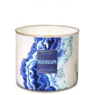 Bougie 3 mèches BEACHSCAPE Bath and Body Works Difmu