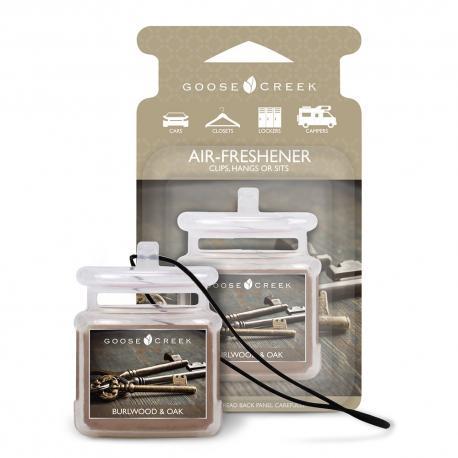 Air freshener BURLWOOD AND OAK Goose Creek Candle Difmu