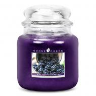Moyenne Jarre 2 mèches BLACKBERRY BOURBON Goose Creek Candle DIFMU