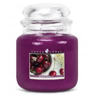 Moyenne Jarre 2 mèches BLACK CHERRY Goose Creek Candle