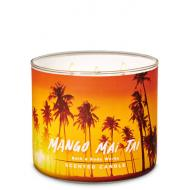 Bougie 3 mèches MANGO MAI TAI Bath and Body Works