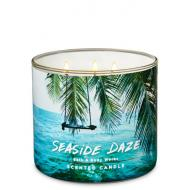 Bougie 3 mèches SEASIDE DAZE Bath and Body Works Difmu