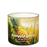 Bougie 3 mèches PINEAPPLE SUNRISE Bath and Body Works