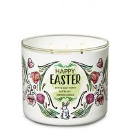 Bougie 3 mèches EASTER LILY Bath and Body Works
