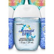 Gel antibactérien MERMAID BFFS Bath and Body Works