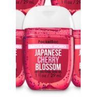 Gel antibactérien JAPANESE CHERRY BLOSSOM Bath and Body Works