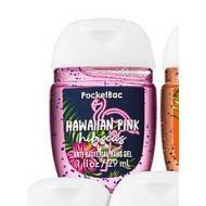 Gel antibactérien HAWAIIAN PINK HIBISCUS Bath and Body Works